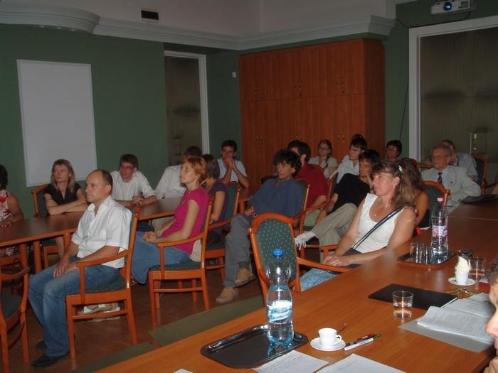 Szõri Kornél doktori védése 2011